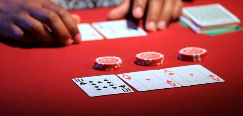 Five card stud betting rules in poker donk betting heads up tackling